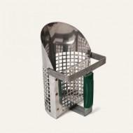 Extracteur metallique inoxydable pour pataugeur - Garrett